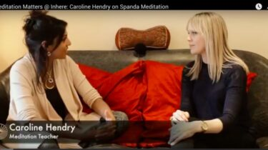 Inhere meditation studio founder Adiba interview