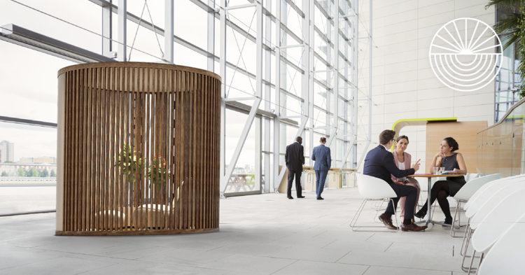 Workplace wellbeing - inhere meditation pod