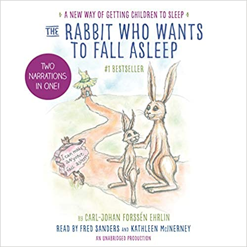 Rabbit who wants to fall asleep - Mindfulness for children